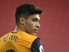 Raul Jimenez could return from injury before the end of the season (Peter Powell/PA)