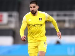 Striker Aleksandar Mitrovic is ready to return for Fulham (Alex Pantling/PA)