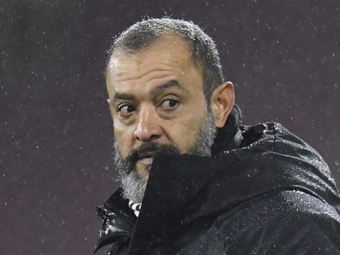 Nuno Espirito Santo will not take West Brom lightly (Peter Powell/PA)