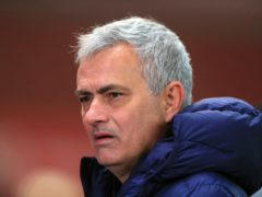 Tottenham manager Jose Mourinho thought the Fulham postponement was 'unprofessional' (Mike Egerton/PA)
