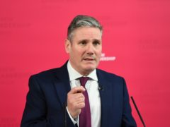 Sir Keir Starmer says he is optimistic about the prospects for a new relationship with the US under Joe Biden (Stefan Rousseau/PA)