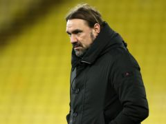 Daniel Farke praised his side's performance (Bradley Collyer/PA)