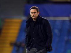 Frank Lampard will continue to self-reflect in a bid to engineer a revival (Richard Heathcote/PA)