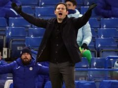 Frank Lampard, pictured, has pledged to ignore all speculation around his Chelsea future (John Walton/PA)