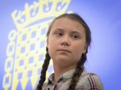 Greta Thunberg is marking her 18th birthday (Stefan Rousseau/PA)