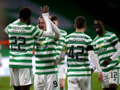 Celtic recently travelled to Dubai (Andrew Milligan/PA)