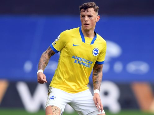 Brighton defender Ben White is preparing for a reunion with Marcelo Bielsa's Leeds (Mike Hewitt/PA)
