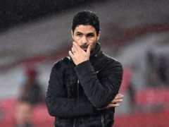Mikel Arteta has dragged Arsenal out of a poor run of form (Andy Rain/PA)