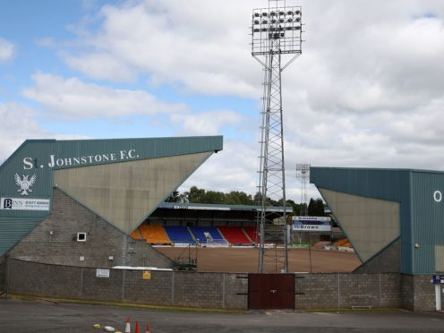 St Johnstone have responded to Neil Lennon's criticism (Andrew Milligan/PA)