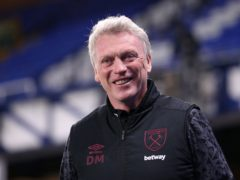 West Ham manager David Moyes has fond FA Cup memories (Alex Pantling/PA)