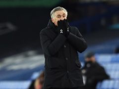 Everton manager Carlo Ancelotti has a yearning desire to return to the Champions League (Jan Kruger/PA)