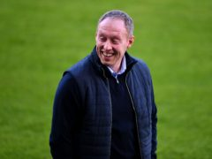 Swansea boss Steve Cooper (pictured) was delighted with two-goal Jamal Lowe as his side moved up to second in the Championship (Simon Galloway/PA)