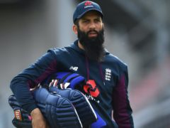 England all-rounder Moeen Ali has tested positive for Covid-19 at the start of the tour of Sri Lanka (Gareth Copley/PA Wire).