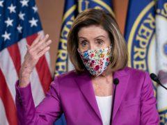 Speaker of the House Nancy Pelosi is still pushing for a swift impeachment of President Donald Trump (J Scott Applewhite/AP)