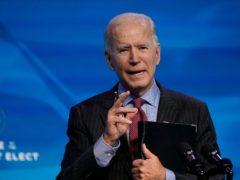 President-elect Joe Biden (AP)