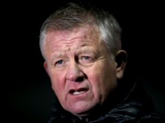 Chris Wilder claimed his 100th win as Sheffield United manager with a 3-2 FA Cup victory at Bristol Rovers (Nick Potts/PA)