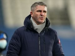 Ryan Lowe saw his side win at Sunderland (Zac Goodwin/PA)