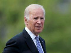 Joe Biden (Niall Carson/PA)