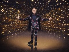 Dancing On Ice contestant Jason Donovan (Matt Frost/ITV)