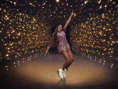 Dancing On Ice 2021 (Matt Frost/ITV)