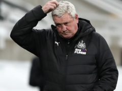 Newcastle head coach Steve Bruce has come in for fresh criticism after Tuesday night's 1-0 defeat by Sheffield United (Scott Heppell/PA)