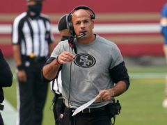 Robert Saleh is poised to become the new head coach of the New York Jets (Tony Avelar/AP)