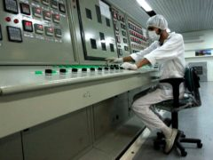 Iran insists it does not want to develop a nuclear bomb (Vahid Salemi/AP)