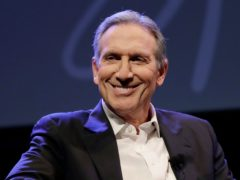 Former Starbucks chief executive Howard Schultz (Ted S. Warren/AP)