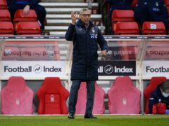 Chris Hughton saw his side make it seven games unbeaten (Zac Goodwin/PA)