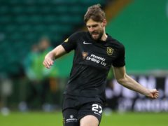 Livingston's Jon Guthrie is yearning for cup success (Andrew Milligan/PA)
