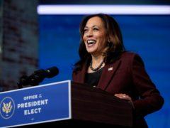 Vice President-elect Kamala Harris (Carolyn Kaster/AP)