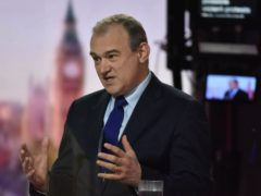 Liberal Democrat leader Sir Ed Davey appearing on the BBC1 current affairs programme, The Andrew Marr Show (Jeff Overs/PA)
