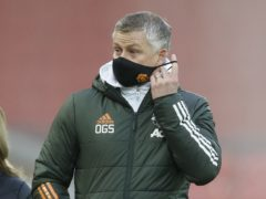 Ole Gunnar Solskjaer expects a quiet end to the window (Phil Noble/PA)
