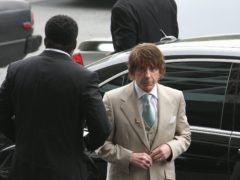 Phil Spector (Ian West/PA)