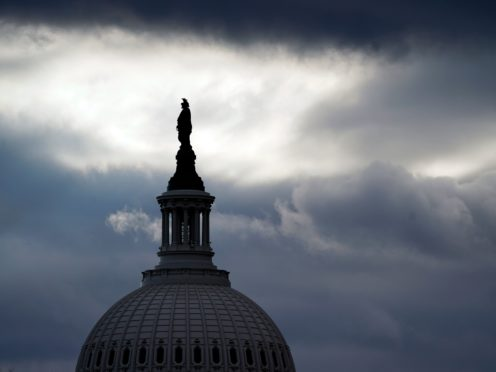 The US Capitol (Julio Cortez/AP)