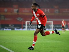 Southampton's Daniel N'Lundulu struck his debut goal for the club in a 2-0 win over Shrewsbury (Adam Davy/PA)