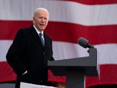 President-elect Joe Biden (Evan Vucci/AP)