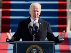 Joe Biden becomes the 46th president of the United States (Patrick Semansky, Pool/AP)