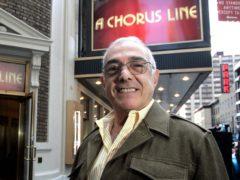 Tony Award-winning choreographer Bob Avian (Shiho Fukada/AP)