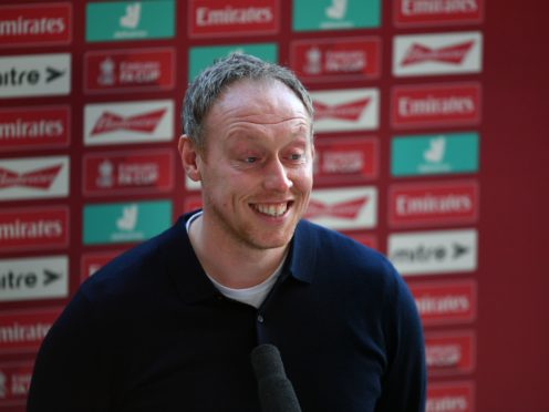 Swansea boss Steve Cooper was delighted with his side's finishing against Rotherham (Simon Galloway/PA)