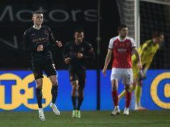Phil Foden kickstarted Manchester City's turnaround (Nick Potts/PA)