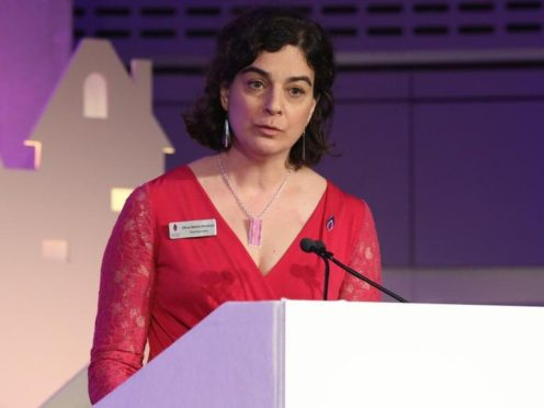 Olivia Marks-Woldman, Holocaust Memorial Day Trust chief executive (Holocaust Memorial Day Trust/PA)