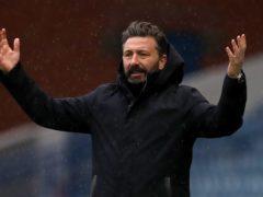 Aberdeen boss Derek McInnes has confirmed Birmingham's bid for Sam Cosgrove (Andrew Milligan/PA)
