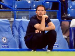 Frank Lampard has left Chelsea (Adam Davy/PA)