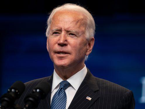 Joe Biden. (AP Photo/Evan Vucci)