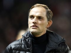 Thomas Tuchel will take charge of Chelsea for the first time on Wednesday (Martin Rickett/PA)