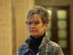 Judith Gillespie (Liam McBurney/PA)