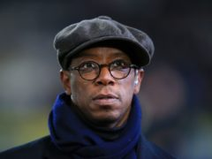 Ian Wright (Mike Egerton/PA)