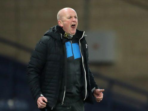 Livingston manager David Martindale has lauded Scott Pittman (Jane Barlow/PA)