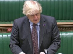 Prime Minister Boris Johnson updates MPs on the latest situation with the coronavirus pandemic (House of Commons/PA)